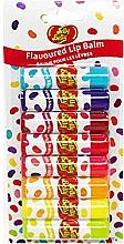 Profumi e cosmetici Set - Jelly Belly Party Lip Balm (lip/balm/8x4g)