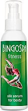 Profumi e cosmetici Siero corpo con proteine della seta - BingoSpa Silk Serum Body Fitness