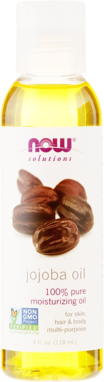 Olio di jojoba - Now Foods Solutions Jojoba Oil
