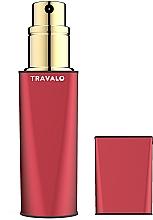 Profumi e cosmetici Atomizzatore - Travalo Obscura Red