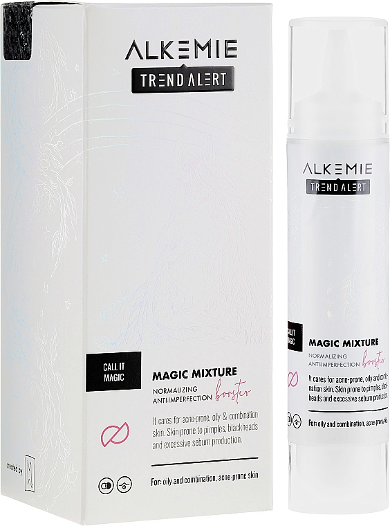 Booster normalizzante anti-imperfezioni - Alkemie Call it Magic Normalizing Anti-Imperfection Booster — foto N1