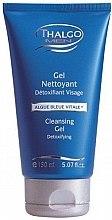 Profumi e cosmetici Gel detergente viso, per uomo - Thalgo Cleansing Gel Nettoyant