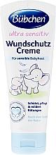 Profumi e cosmetici Crema protettiva - Bubchen Ultra Sensitiv Wundschutz Creme