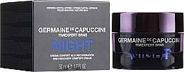Profumi e cosmetici Crema rivitalizzante da notte - Germaine de Capuccini Timexpert SRNS Night High Recovery Comfort Cream