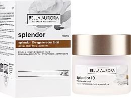 Profumi e cosmetici Crema rigenerante, da notte - Bella Aurora Splendor 10 Total Regeneration Night Cream