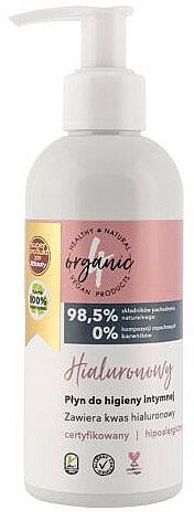 Gel ialuronico per l'igiene intima - 4Organic Hyaluronic Intimate Gel