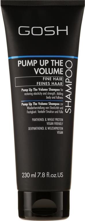Shampoo per capelli volumizzante - Gosh Pump up the Volume Shampoo