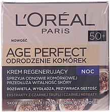 Crema viso da notte - L'Oreal Paris Age Perfect Cell Revival Cream 50+ — foto N1