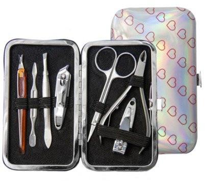Set di manicure 2411, 7 strumenti - Donegal Manicure Set