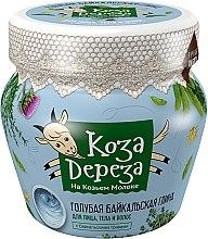 """Profumi e cosmetici Argilla viso e corpo """"Blue Baikal"""" - Fito Cosmetics Goat Dereza"""