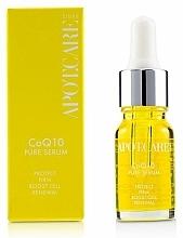 Profumi e cosmetici Siero protettivo - APOT.CARE Pure Seurum CoQ10