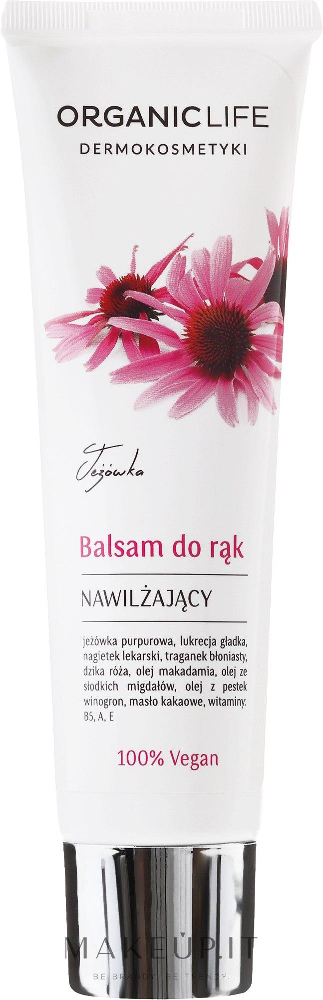 Balsamo mani idratante - Organic Life Dermocosmetics Hand Lotion — foto 50 g