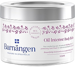 Profumi e cosmetici Balsamo corpo - Barnangen Oil Intense Body Balm
