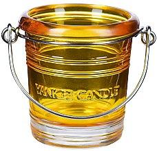 Profumi e cosmetici Candeliere per cero votivo - Yankee Candle Bucket Holder Yellow