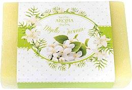 """Profumi e cosmetici Sapone """"Gelsomino"""" - Delicate Organic Aroma Soap"""
