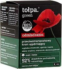 Crema notte antirughe - Tolpa Green Firming 40+ Rejuvenating Anti-Wrinkle Night Cream — foto N3