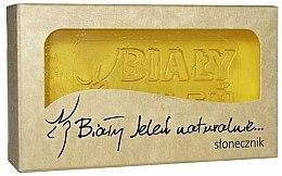 Profumi e cosmetici Sapone ipoallergenico con estratto di calendula - Bialy Jelen Hypoallergenic Soap Extract Sunflower