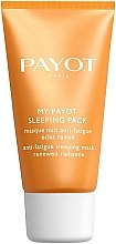 Profumi e cosmetici Maschera viso illuminante - Payot My Payot Sleeping Pack