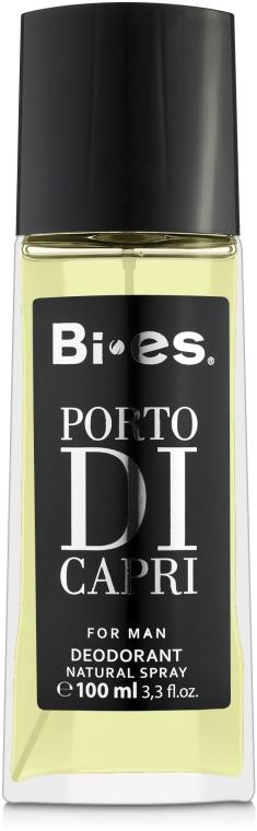 Bi-Es Porto Di Capri - Deodorante-spray profumato