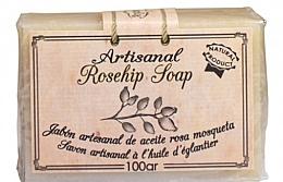 Profumi e cosmetici Sapone naturale alla rosa canina - Arganour Rosehip Oil Soap