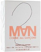Profumi e cosmetici Comme des Garcons 2 Man Pocket Collection - Eau de toilette