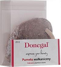 Profumi e cosmetici Pietra pomice naturale per pedicure, marrone - Donegal Bimsstein