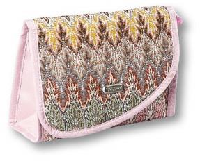 Beauty case Boho 94163, rosa - Top Choice — foto N1