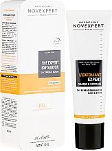 Profumi e cosmetici Maschera-scrub viso - Novexpert Vitamin C The Expert Exfoliator Mask & Scrub