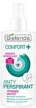 Profumi e cosmetici Antitraspirante spray per i piedi - Bielenda Comfort Foot Antiperspirant Spray Mist