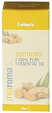 "Profumi e cosmetici Olio essenziale ""Curcuma"" - Holland & Barrett Miaroma Turmeric Pure Essential Oil"