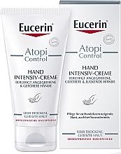 Profumi e cosmetici Crema per la pelle atopica delle mani - Eucerin AtopiControl Intensiv Hand Creme