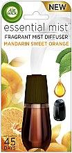 Profumi e cosmetici Ricarica per deodorante per ambienti - Air Wick Essential Mist Mandarin & Sweet Orange