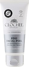 Profumi e cosmetici Scrub viso a grana fine con basilico e liquirizia - Clochee Cleansing Fine Facial Peel