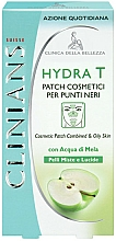 Profumi e cosmetici Patch purificanti viso per punti neri - Clinians Hydra T Pach C Punti Neri Clinians