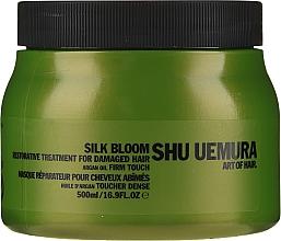 Profumi e cosmetici Maschera rigenerante per capelli danneggiati - Shu Uemura Art Of Hair Silk Bloom Restorative Treatment