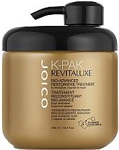 Profumi e cosmetici Bio-maschera ricostruttiva con complesso cheratinico-peptidico - Joico K-Pak Revitaluxe Bio-Advanced Restorative Treatment
