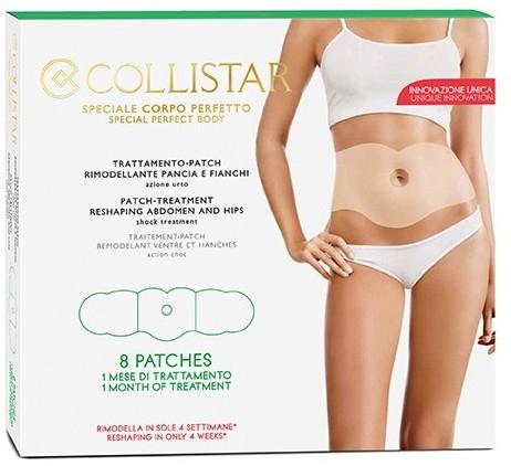 Trattamento-patch rimodellante per l'addome e fianchi - Collistar Patch-Treatment Reshaping Andomen And Hips