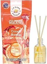 """Profumi e cosmetici Diffusore di aromi """"Cannella e arancia"""" - La Casa de Los Aromas Mikado Reed Diffuser"""