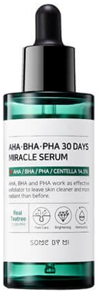 Siero con acido per pelle problematica - Some By Mi AHA BHA PHA 30 Days Miracle Serum