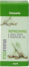 """Profumi e cosmetici Olio essenziale """"Citronella"""" - Holland & Barrett Miaroma Citronella Pure Essential Oil"""
