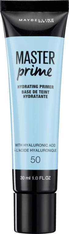 Base trucco idratante - Maybelline Master Prime 50 Hydrating