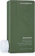 Profumi e cosmetici Shampoo disintossicante per capelli colorati - Kevin.Murphy Maxi.Wash