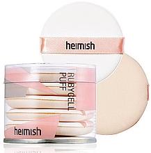 Profumi e cosmetici Spugne trucco - Heimish Artless Rubycell Puff