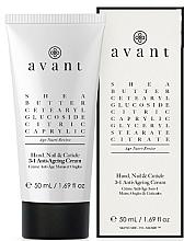 Profumi e cosmetici Crema antietà per unghie e cuticole - Avant Hand Nail & Cuticle Anti-Ageing Cream