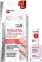 Profumi e cosmetici Condizionante per unghie - Eveline Cosmetics Nail Therapy Professional Therapy For Damage Nails