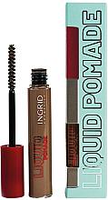 Profumi e cosmetici Pomata sopracciglia - Ingrid Cosmetics Liquid Pomade