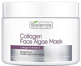 Profumi e cosmetici Maschera collagene viso - Bielenda Professional Collagen Face Algae Mask