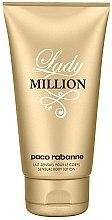 Profumi e cosmetici Paco Rabanne Lady Million - Lozione corpo