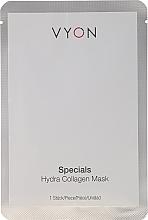 Profumi e cosmetici Set di maschere viso - Vyon Specials Hydra Collagen Mask (mask/5x25ml)
