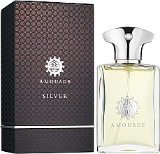Profumi e cosmetici Amouage Silver - Eau de Parfum
